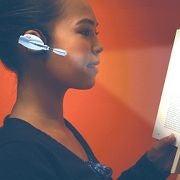 Over-Ear Book Light