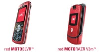 Motorola Red phones