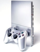 Silver PS2