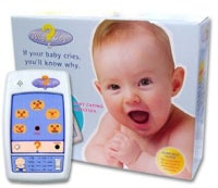 Baby Crying Analyzer
