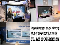 Attack of the Flat Screens