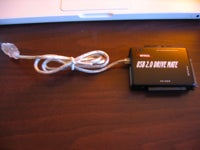 Bytecc USB 2.0 to IDE/SATA Adapter