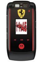 Ferrari/Motorola RAZRmaxx