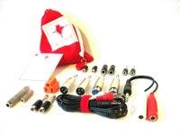 Musician's Emergency Adapter Kit