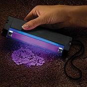 UV Stain Detector
