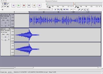Give your podcast professional polish with Audacity | Macworld