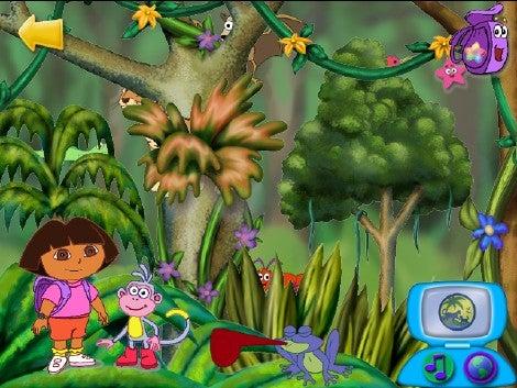 Dora Animal Adventures