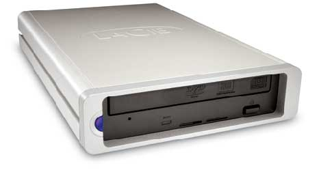 d2 DVD+RW Double Layer Drive