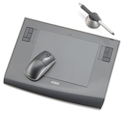 Intuos3 tablet