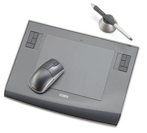 Intuos3 tablet