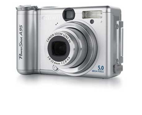 PowerShot A95