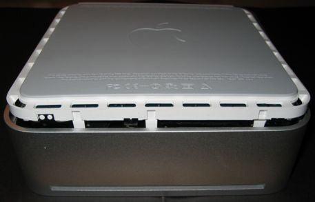 Mac mini opening