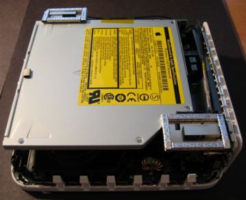 Mac mini inside
