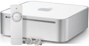 Mac mini and iPod shuffle