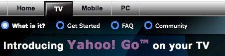 Yahoo Go