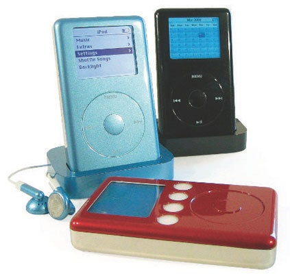HP Tattoos ( full-size iPods ). Just as fake tattoos let you decorate your