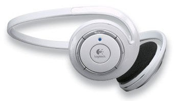 Logitech Wireless Headphones image