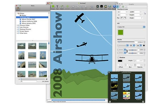 Vectordesigner adds pdf eps import macworld Free vector program mac