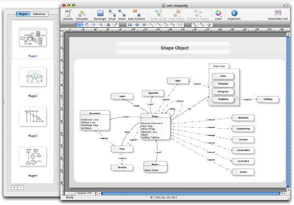 Conceptdraw 7 6 performance text editing improved macworld Free vector program mac