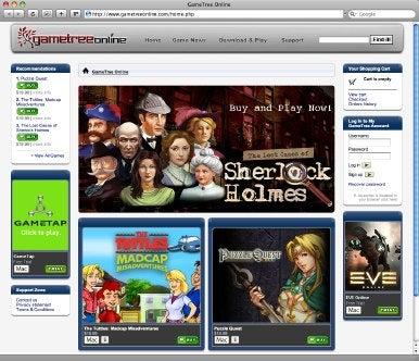 GameTree Online