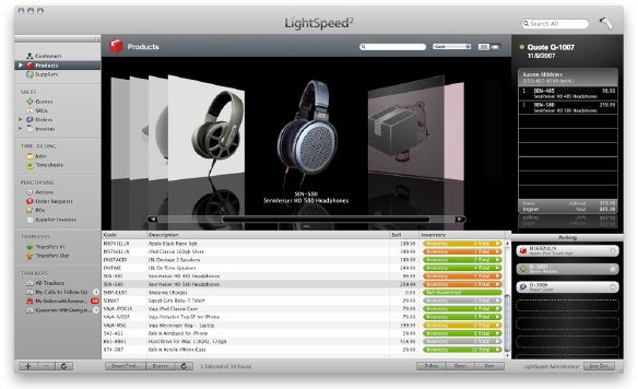 LightSpeed 2.6