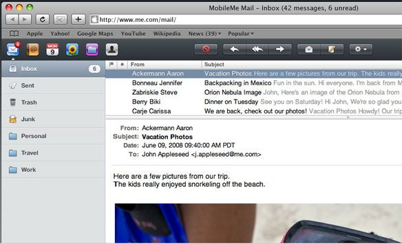 MobileMe: What you need to know | Macworld