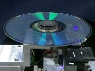 Pioneer 400GB optical disc