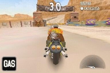 Wingnuts Moto Racer