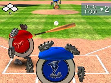 ChalkBoard Baseball for iPod