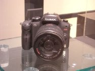 Lumix G1 HD