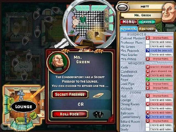 clue classic game version mac board mystery history macworld characters released macgamestore detective screenshots