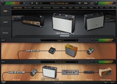 Line 6 releases Pod Farm guitar amp software   Macworld