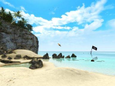 Destionation: Treasure Island