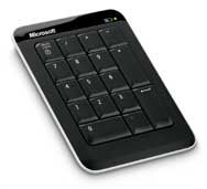 Keypad for the Bluetooth Mobile Keyboard 6000