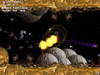Laserface Jones vs Doomsday Odious