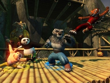 Kung Fu Panda The Game