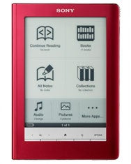 Reader Touch Edition PRS-600