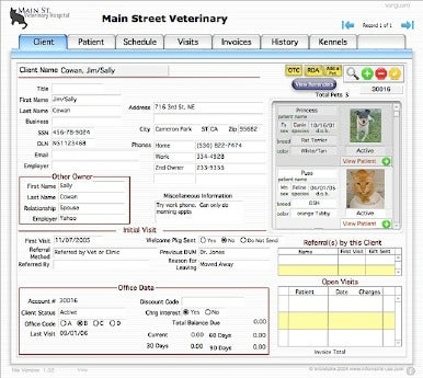Vetfm 3 0 Vet Practice Management Software Adds 150