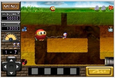 Dig Dug Remix Hits The Iphone Ipod Touch Macworld Is this different from dig dug remix/arrangement? dig dug remix hits the iphone ipod