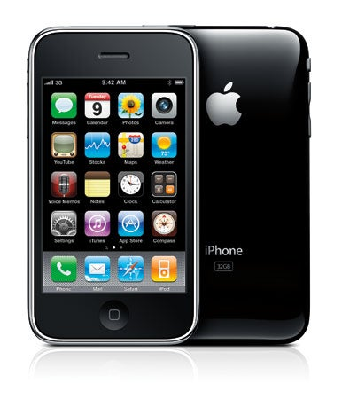 Review iPhone 3G S, IPhone 3.0 con Chip 3D