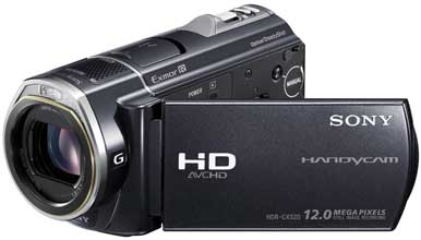 Sony Handycam HDR-CX520V