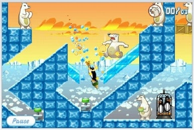 Crazy Penguin Catapult 2