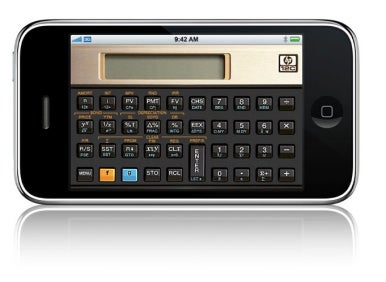 Hp Releases Iphone Versions Of Clic Calculators