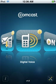 First look: Comcast Mobile App for iPhone | Macworld