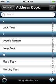 First Look Comcast Mobile App For Iphone Macworld