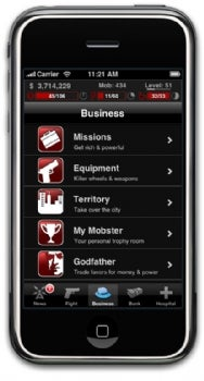 Mobsters: Big Apple for iPhone
