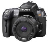 Sony a550 camera
