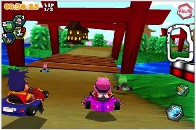 Krazy Kart Racers