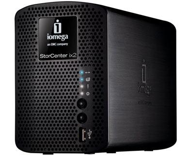 StorCenter ix2-200