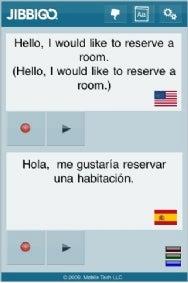 New iPhone app translates English into Spanish as you speak | Macworld